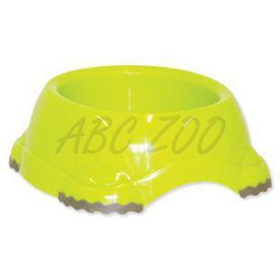 Műanyag tál kutyáknak- zöld, 2200ml