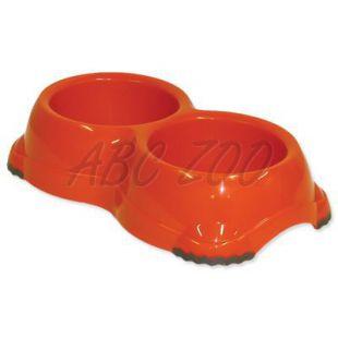 Duplatál Dog Fantasy- narancssárga, csúszásgátlóval, 2 x 645 ml