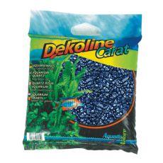 Akváriumi aljzat Dekoline Carat Metallic Blue - 5kg