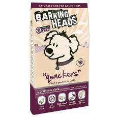Barking Heads Quackers Grain Free - 6kg