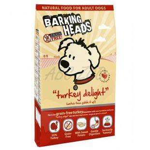 Barking Heads Turkey Delight Grain Free - 6kg