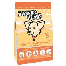 Barking Heads Tiny Paws Tender Loving Care - 1,5kg