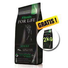 Fitmin FOR LIFE Adult All Breeds 15+2kg INGYEN