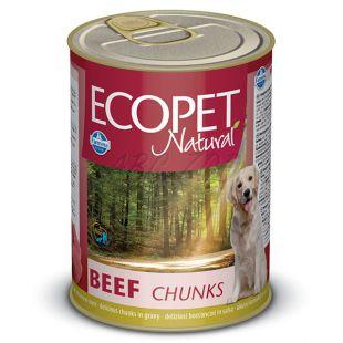 Farmina MO P ECOPET dog Beef konzerv 1250 g