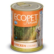 Farmina MO P ECOPET dog Chicken konzerv 1250 g