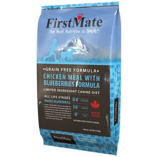 FirstMate Chicken & Blueberries 13kg
