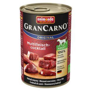GranCarno Original Adult húskeverék konzerv- 400g