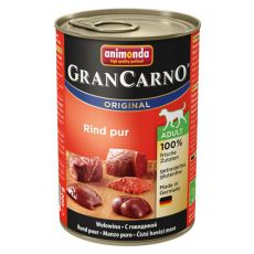 GranCarno Original Adult konzerv  marhahús- 400g