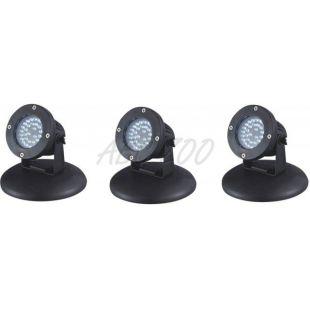 Tavi világítás NPL2-LED 3 x 2,2W