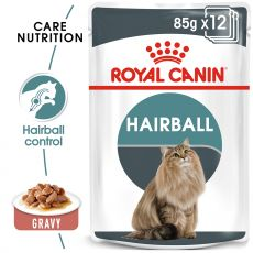 Royal Canin HAIRBALL CARE - tasak 85g