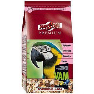 Eledel nagy tesű papagájoknak Prestige Premium Parrots 2,5kg