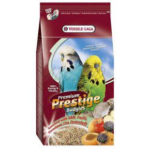 Budgies Premium 2,5kg - eledel hullámos papagájoknak