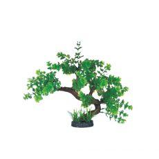 Műanyag akváriumi növény KB – 020 - 25 x 5 x 23 cm