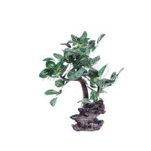 Műanyag akváriumi növény AP-621 - 18 x 10 cm