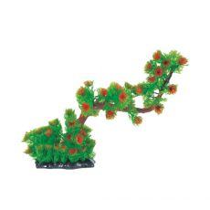 Műanyag akváriumi növény KC-002 - 30 x 33 cm