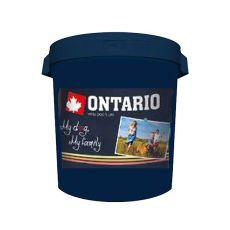 ONTARIO szárazeledel-tartó - műanyag, 38 L