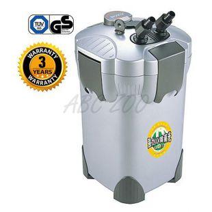 Külső szűrő BOYU EFU-45 + 5W UV ( 350-450L)