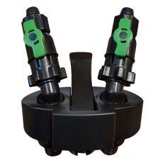 EX 600 Plus, EX 800 Plus tömlőadapter
