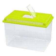 Műanyag szállítóbox Ferplast GEO EXTRA LARGE - zöld, 11L