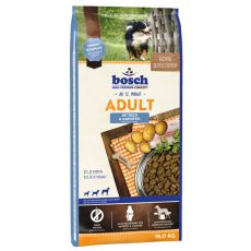 Bosch ADULT Fish & Potato 15 kg