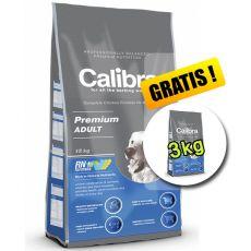 CALIBRA Premium Adult 12 kg + 3 kg