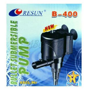 POWER HEAD B 400 vízpumpa fej akváriumhoz - 400 l/h - 6 Watt