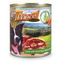 PRINCE Premium konzerv - bárány rozmarinnal, almával és répával 800g