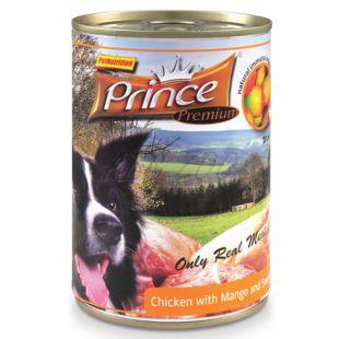 PRINCE Premium konzerv – csirke mangóval és édesburgonyával 400g