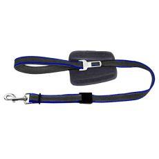 PatentoPet City Leash Short póráz kutyáknak - fekete