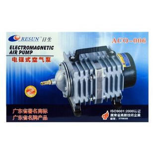 Levegőztető kompresszor ACO 006 - 5280 l/óra