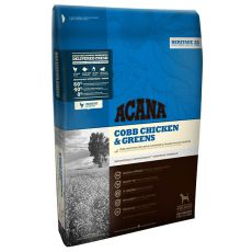 Acana Heritage Cobb Chicken & Greens 17 kg