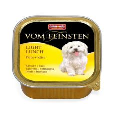ANIMONDA pástétom Light Lunch - pulyka + sajt 150 g
