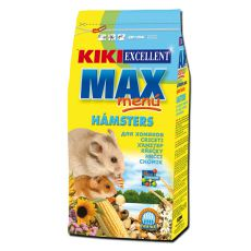 KIKI EXCELLENT MAX MENU - táp hörcsögöknek , 1kg