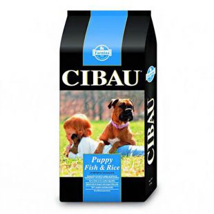 Farmina MO SP CIBAU dog PUPPY Fish & Rice 15kg