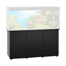 JUWEL Rio 400, SB 155 fekete akváriumi bútor, 151x51x80