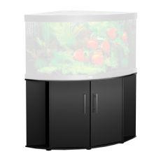 JUWEL Trigon 350, SB 350 fekete akváriumi bútor, 123x87x73