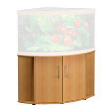 JUWEL Trigon 350, SB 350 világos barna akváriumi bútor, 123x87x73