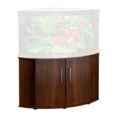 JUWEL Trigon 350, SB 350 sötét barna akváriumi bútor, 123x87x73