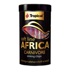TROPICAL Soft Line AFRICA Carnivore - 130g