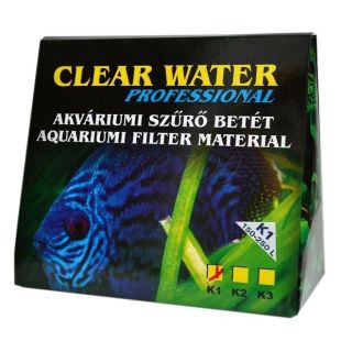 SZAT Clear Water Original K1 150 - 250L -re + Protein Filter Technologi