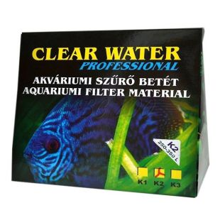 SZAT Clear Water Original K2 250 - 350L -re + Protein Filter Technologi