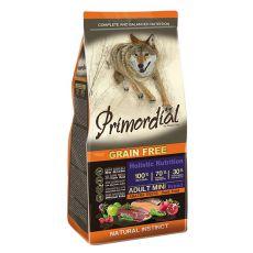 Primordial GF ADULT SMALL - kacsa és pisztráng, 2kg