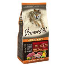 Primordial GF ADULT - bivaly és makréla, 12kg