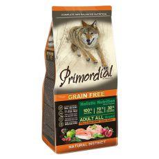 Primordial GF ADULT - csirke és lazac, 2kg