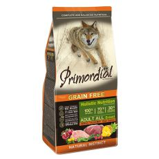 Primordial GF ADULT - rőtvad és pulyka, 2kg