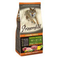 Primordial GF ADULT - rőtvad és pulyka, 12kg