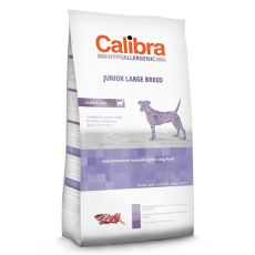 Calibra Dog HA Junior Large Breed Lamb 3kg