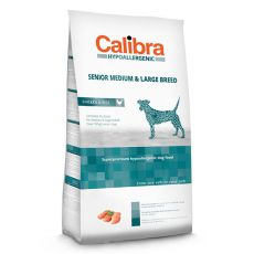 CALIBRA Dog HA Senior Medium&Large Breed Chicken 3kg