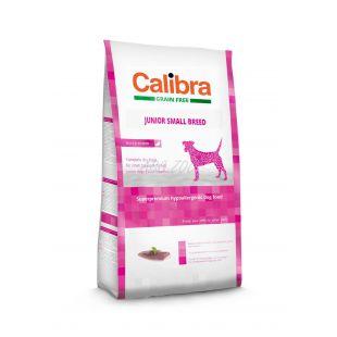 CALIBRA Dog GF Junior Small Breed Duck 7kg