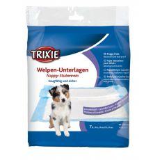 Egészségügyi alátét kutyák számára, levandulás - 40 x 60 cm, 7 db